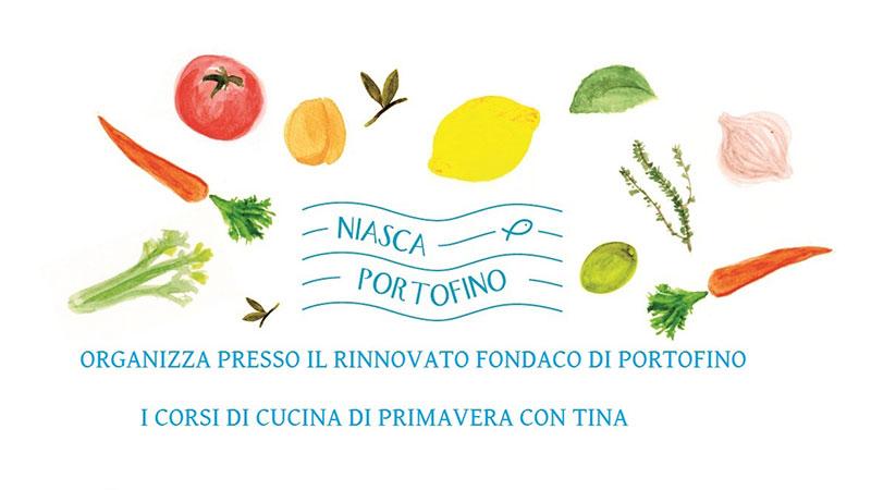Primavera in cucina a niasca portofino con i corsi di chef - Corsi di cucina genova ...